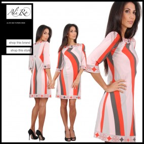 Ali_Ro_Red_Pattern_Dress