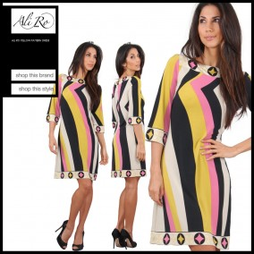 Ali_Ro_Yellow_Pattern_Dress