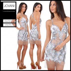 Jovani_Silver_Sequin_Mini_Dress